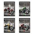 """������� BRAUBERG �6 108�145��, 48�. """"Wild Bikes"""", �������, ������� ���. ������, ����.(4 ����),125696"""