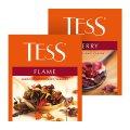Чай Tess для сегмента HoReCa, травяной, 100 пакетиков