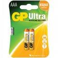 Элемент питания LR03 GP Ultra Alkaline 24AU BC2