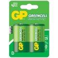 Элемент питания R20 GP Greencell 13G BC2
