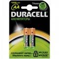 Аккумулятор Duracell AA/HR6, 2шт/уп