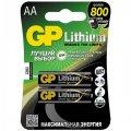 Элемент питания LR06 GP Lithium 15LF 2CR2 BC2