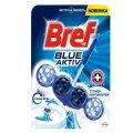 Освежитель для унитаза Bref Blue Active, 50г, подвесной блок