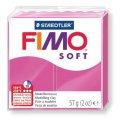 FIMO Soft полим. глина, запекаемая, 57 гр. цвет малиновый