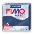 FIMO Effect полим. глина, запекаемая, 57 гр. цвет сапфир