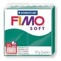 FIMO Soft полим. глина, запекаемая, 57 гр. цвет изумруд