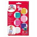 Набор полимерной глины Fimo Kids Гирли, 6 цветов по 42г