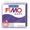 FIMO Soft полим. глина, запекаемая, 57 гр. цвет сливовый