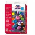 Набор полимерной глины Fimo Soft 24 цвета по 25г