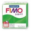 FIMO Soft полим. глина, запек., 57 гр. цвет тропич. зеленый