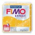 FIMO Effect полим.глина, запекаемая, 57 гр  цв. золотой блеск