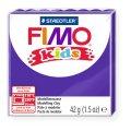 FIMO kids полимерная глина для детей, уп. 42 гр. цвет: лиловый