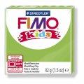 FIMO kids полимерная глина для детей, уп. 42 гр. цвет: светло-зеленый