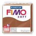 FIMO Soft полим. глина, запекаемая, 57 гр. цвет карамель