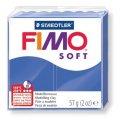 FIMO Soft полим.глина, запекаем.,57 гр. цвет блестящий синий
