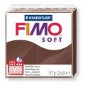 FIMO Soft полим. глина, запекаемая, 57 гр. цвет какао