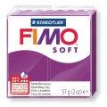 FIMO Soft полим. глина, запекаемая, 57 гр. цвет фиолетовый