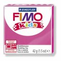 FIMO kids полимерная глина для детей, уп. 42 гр. цвет: нежно-розовый