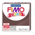 FIMO kids полимерная глина для детей, уп. 42 гр. цвет: коричневый