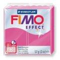 FIMO double effect полим. глина, запекаемая, уп. 57 гр. цвет: красный кварц