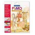 """FIMO EASY METAL - Металлическая фольга """"медь"""", 7 х 140*140 мм."""