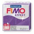 FIMO Effect полим.глина, запек., 57гр. цвет лиловый металлик