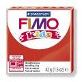 FIMO kids полимерная глина для детей, уп. 42 гр. цвет: красный