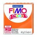 FIMO kids полимерная глина для детей, уп. 42 гр. цвет: оранжевый