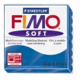 FIMO Soft полим. глина, запекаемая, 57 гр. цвет синий