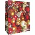 Пакет подарочный новогодний 33x45.5x10см, EUX/140409