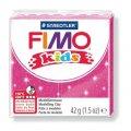 FIMO kids полимерная глина для детей, уп. 42 гр. цвет: блестящий розовый