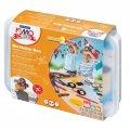 FIMO kids create&play праздн. набор Пират: 8 блоков по 42 гр. и аксессуары. Ур. сложн. - 2