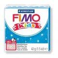 FIMO kids полимерная глина для детей, уп. 42 гр. цвет: блестящий синий