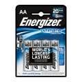 Батарейка Energizer Ultimate Lithium AA/LR6, 1.5В, литиевая