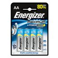 Батарейка Energizer Maximum AA/LR6, 1.5В, алкалиновая