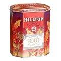 Чай Hilltop 1001 Nights, купаж, листовой, ж/б 100г
