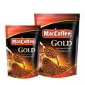 Кофе растворимый Maccoffee Gold, пакет