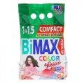 Стиральный порошок Bimax Compact, Color&Fashion, автомат