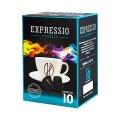 """Кофе в капсулах Espressio """" эспрессо, 10шт"""