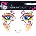 Наклейки для лица Herma Face Art, 12х12.7см