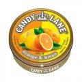 Карамель Candy Lane апельсин и лимон, 200г