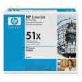 HP Q7551X Тонер-картридж к LJ P3005/M3035 mfp Black Crtg