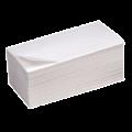 Бумажные полотенца Экономика листовые, белые, V укладка, 250шт, 1 слой, 261350