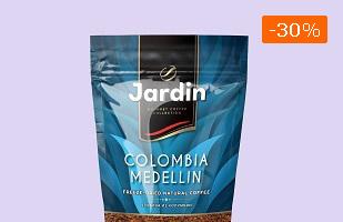 Кофе Jardin