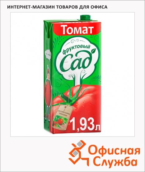 фото: Нектар Фруктовый Сад томат 1.93л