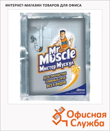фото: Средство для прочистки труб Мистер Мускул 70г гранулы