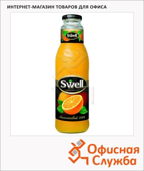 фото: Сок Swell апельсин 750мл x 6шт, стекло