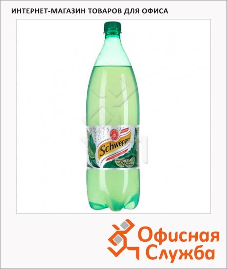 фото: Напиток газированный Schweppes Мохито 1.5л ПЭТ