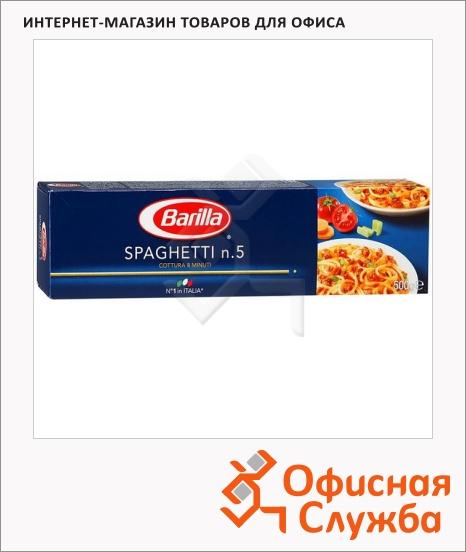 фото: Макаронные изделия Barilla Spagetti 5 500г