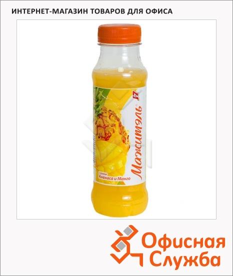 фото: Молочносоковый напиток Мажитэль ананас-манго 270г